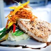 Up to 59% Off American-European Cuisine at CoolWater Fusion