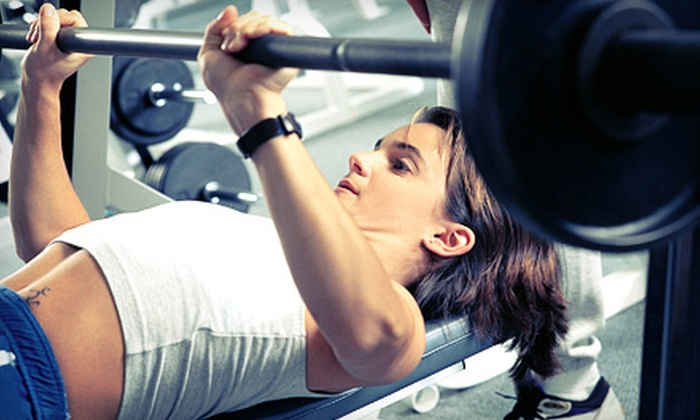 Olympia Gym - Olympia Gym & Fitness Center: 10 or 20 Fitness Classes at Olympia Gym (Up to 84% Off)
