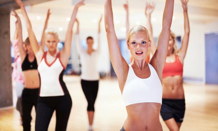 The Bari Studio - Newport Center: 3, 5, or 10 Bari Fitness Classes from The Bari Studio (Up to 60% Off)