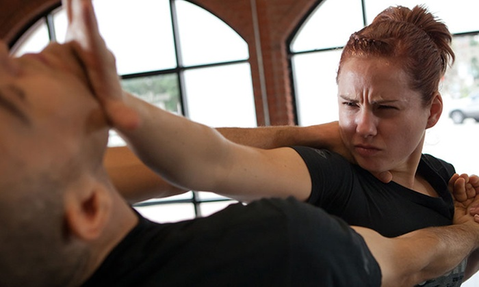 America's Best Defense - Multiple Locations: Five or Ten Krav Maga Classes With Hand Wraps at America's Best Defense (Up to 72% Off)