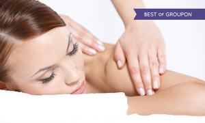 Escape: Facial with Thermal Massage at Escape (49% Off)