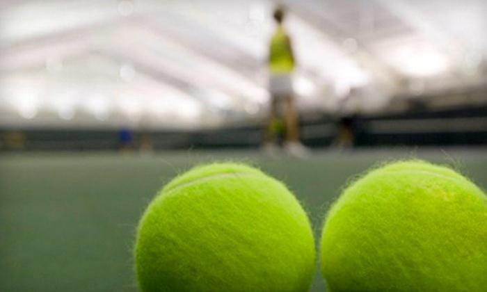 Tri-State Athletic Club - Evansville: Beginner or Intermediate Lessons or One Week of Children's Tennis Lessons at Tri-State Athletic Club (Up to 84% Off)