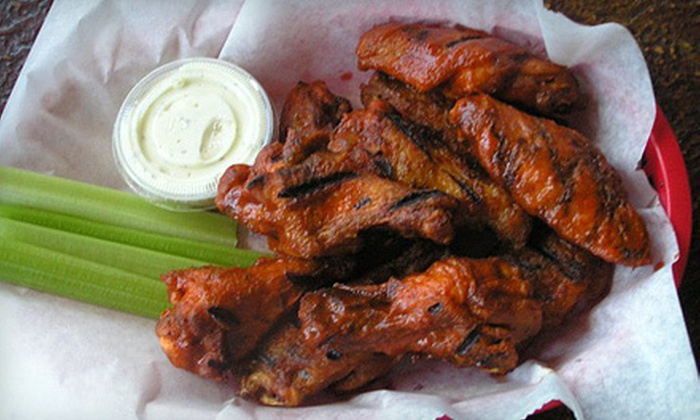 Magoo's Sports Pub - West Allis: Classic American Food for Two or Four at Magoo's Sports Pub (Half Off)