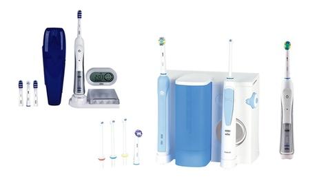 Spazzolini elettrici Oral B. Vari modelli disponibili