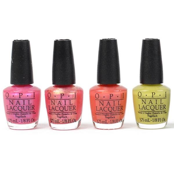 OPI Brights Mini Nail Polish Set (6-Pack) | Groupon