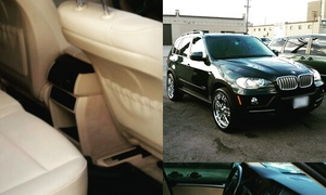 New Tech Autocare: CC$95 for CC$219.99 Worth of Titanium detailing package­ at New Tech Autocare