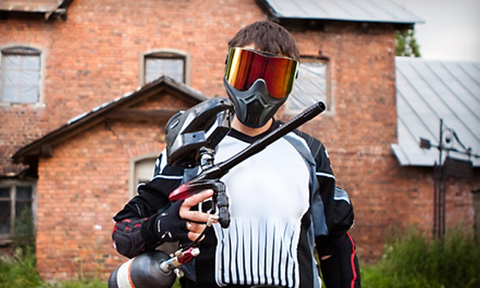Ithaca Paintball and Recreation - Dryden: Paintball Outing with Gear Rental for Two, Four, or Six at Ithaca Paintball and Recreation in Freeville (Up to 60% Off)