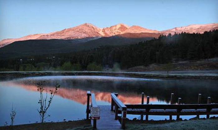 Aspen Lodge Resort and Spa - Estes Park: One- or Two-Night Stay for Up to Four at Aspen Lodge Resort and Spa (Up to Half Off)