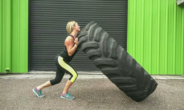 Epocfit Boot Camp - Egypt Lake-Leto: Four Weeks of Fitness and Conditioning Classes at EpocFit (70% Off)