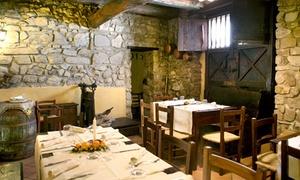 La locandiera (Serino): La Locandiera - Menu con pasta della tradizione e costata alla brace (sconto fino a 62%)