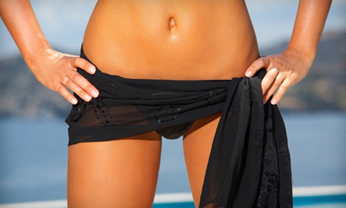 Beauty Anatomy Institute of Cosmetology and Wellness - Pompano Beach: 1 or 3 Brazilian Waxes or a Year of Body Waxing at Beauty Anatomy Institute of Cosmetology and Wellness (Up to 90% Off)