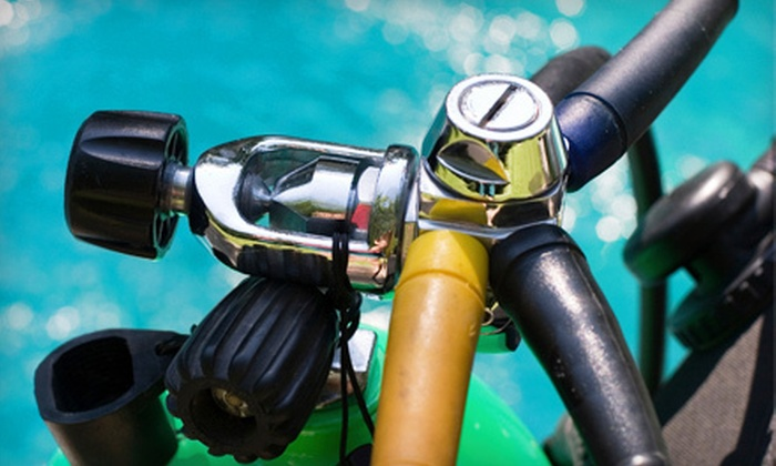Coral Key Scuba and Travel Center - Lamar Heights: Open-Water or PADI Enriched-Air Diving-Certification Course at Coral Key Scuba & Travel Center in Arvada (Up to 53% Off)