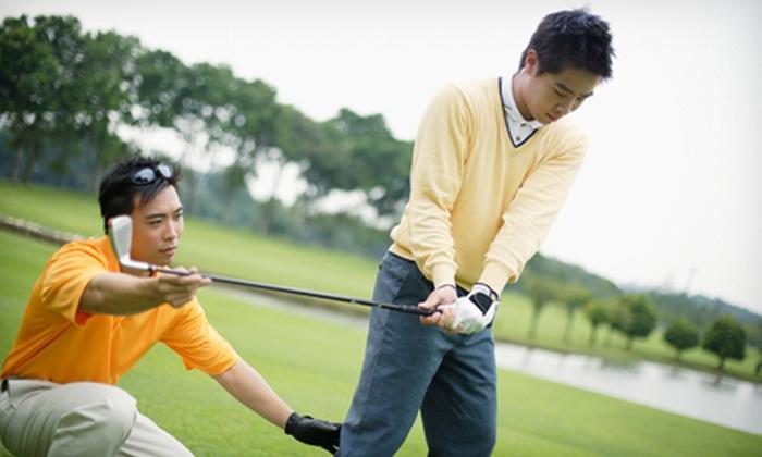 Haggin Oaks - Haggin Oaks Golf Complex: $10 for Two 90-Minute Golf Lessons at Haggin Oaks ($39.95 Value)