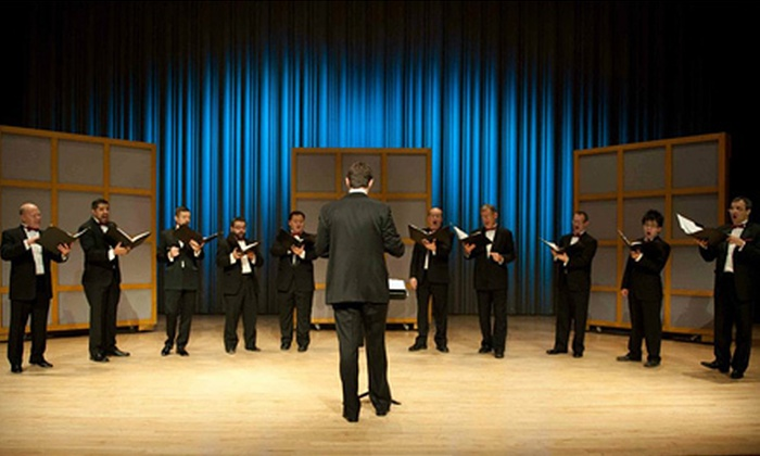 """Canadian Men's Chorus - Downtown Toronto: $29 for Canadian Men's Chorus's """"Honour: We Remember"""" Concert for Two on Saturday, November 10 ($60 Value)"""