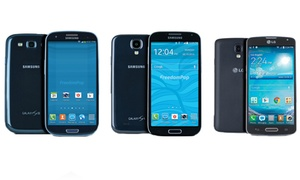 FreedomPop Free Mobile-Phone Service with Samsung or LG Smartphone: Free 4G LTE Mobile-Phone Service from FreedomPop with a Samsung or LG Smartphone (Certified Pre-Owned)
