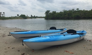 Whiskey Creek Hideout: Up to 55% Off Kayak and Lounge Chair Rentals at Whiskey Creek Hideout
