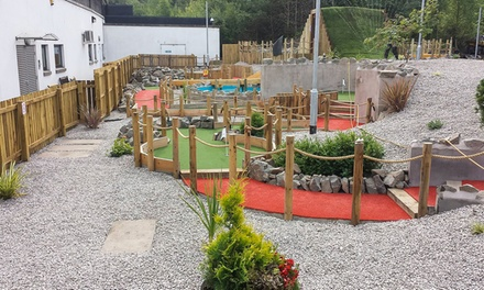 The Wee Heilan Man Adventure Golf