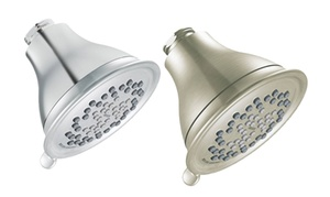 Moen Envi 3-function Chrome And Nickel Eco-performance Showerheads