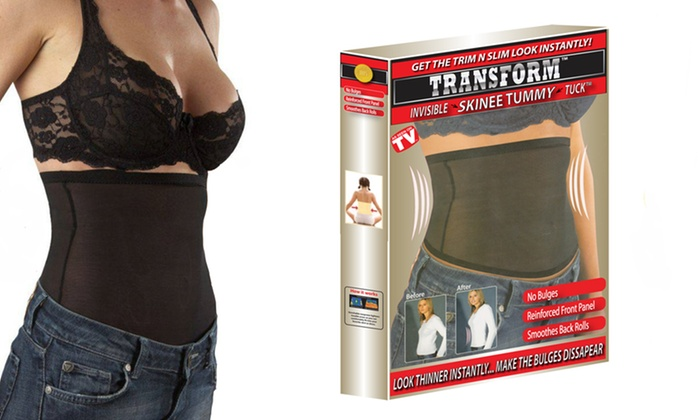 Invisible Tummy Tuck Belt