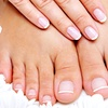 Up to 55% Off Classic Mani-Pedi at SBK Hair