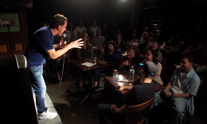 Hoboken Comedy Festival 2015 - Multiple Locations: Hoboken Comedy Festival 2015, September 28–October 4