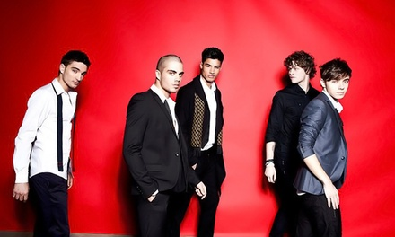 $13 to See The Wanted at The Fillmore Detroit on Friday, April 18, at 7 p.m. (Up to $20 Value)