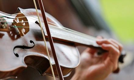Hear Klezmer Violin Music and Enjoy a Wine Reception