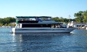 Wayzata Bay Charters: Fall Colors Cruise for One, Two, or Four from Wayzata Bay Charters (Up to 59% Off)