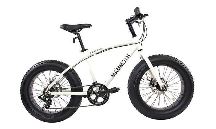 Mammoth Fat-Tire Bike