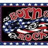Fun Rugz Born to Rock Rug