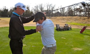 Jeff Isler Golf: $49  for a One-Hour Golf Lesson at Jeff Isler Golf ($175 Value)