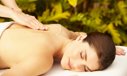 A Body Scrub at Amazing Hands Day Spa (47% Off)