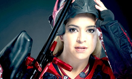 Paintball Package for Two, Four, or Six from Paintball Promos International (Up to 79% Off)