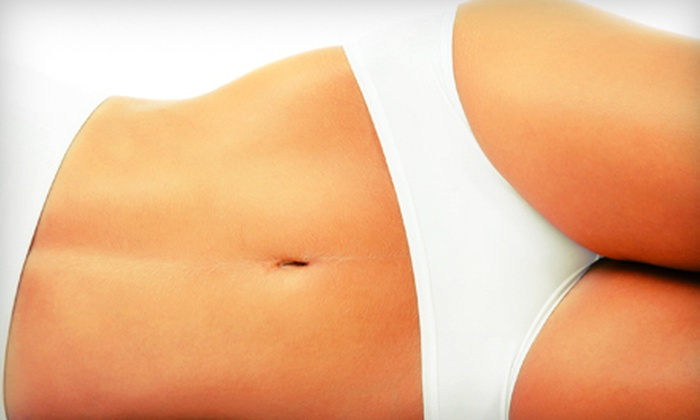 My Laser Institute - Tampa: Six or Nine Ultrasonic Body-Contouring Treatments at My Laser Institute (Up to 95% Off)