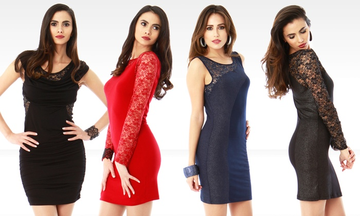 Classique Dresses: $25.99 for a Classique Dress ($88 List Price). Multiple Styles Available. Free Shipping and Returns.