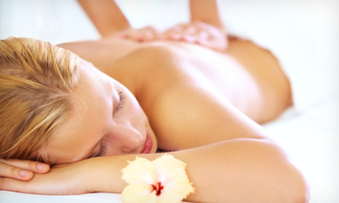 Sano Spa - Old Monterey Business District: Spa Package with Massage for One or Two at Sano Spa (Up to 60% Off). Three Options Available.