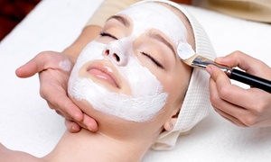 Facials by Design by Yolanda: Facial Packages at Facials by Design by Yolanda (Up to 48% Off). Three Options Available.