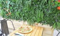2 pizzas et 2 desserts au dîner dès 24,90 € au restaurant Tutto Pizz