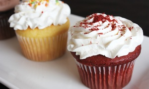 Konrad's Bakery: $9 for One Dozen Cupcakes at Konrad's Bakery($18.60 Value)