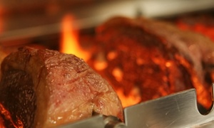 Em Chamas: $32 for $50 Worth of Brazilian Grill Fare at Em Chamas Brazilian Grill