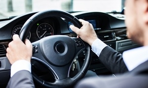 BeMyDD: $49 for a Four-Hour Designated-Driver Service from BeMyDD ($70 Value)