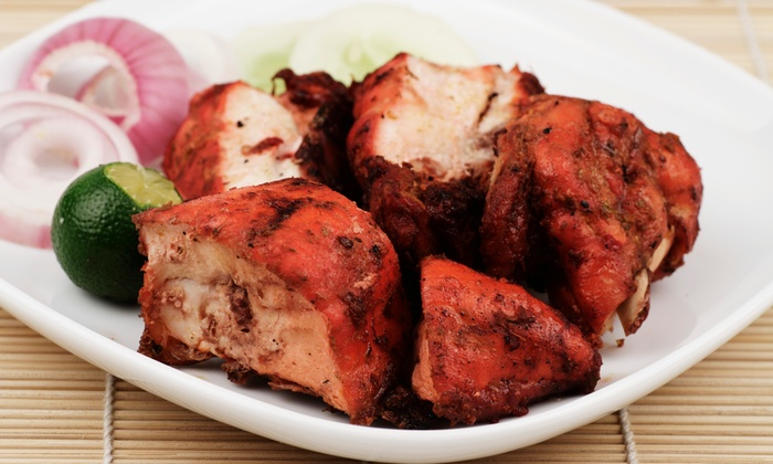 Chutney - Gariepy: C$22 for a Buffet Dinner for Two at Chutney (C$40 Value)