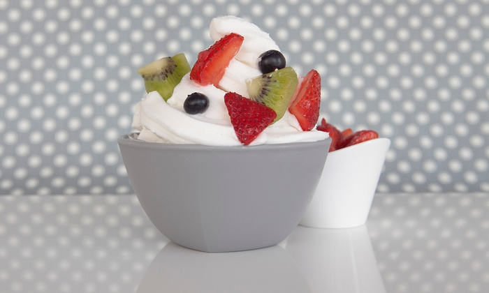 California Yogurt Kraze - Multiple Locations: $10 for Four Groupons, Each Good for $5 Worth of Frozen Yogurt at California Yogurt Kraze ($20 Value)