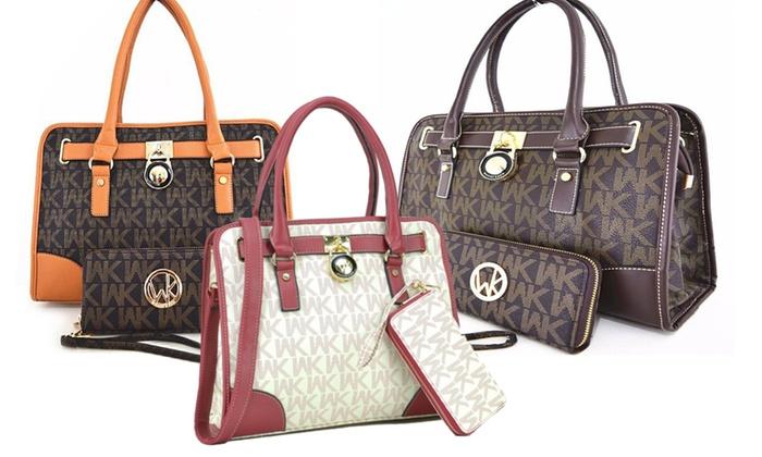 Wk collection handbag
