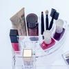 Clear Acrylic Cosmetic Organizers