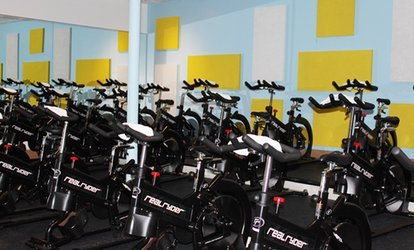 image for Five Classes or One Month of Unlimited Indoor Spin and Cycling Classes at Cyclinsanity Fitness (Up to 61% Off)