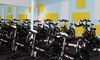 Cyclinsanity Fitness - Rockville Centre: $47 for One Month of Unlimited Indoor Cycling Classes at Cyclinsanity Fitness ($119 Value)
