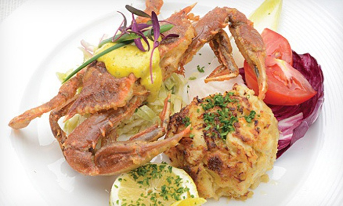 The Kings Contrivance Restaurant - The Kings Contrivance Restaurant : New American Brunch, Lunch, or Dinner at The Kings Contrivance Restaurant (50% Off)