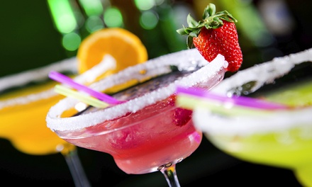 Margarita Wars Presented by Full House Productions with VIP Option (50% Off). Four Options Available.