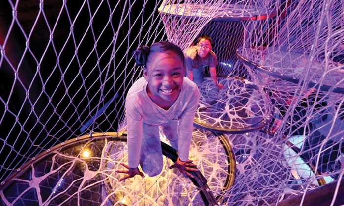 The Franklin Institute - The Franklin Institute: Visit for One, Two, or Four to The Franklin Institute (Up to 46% Off)
